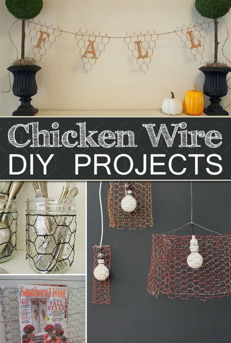 wire diy projects chicken wire projects images