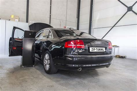 Audi A8 Chiptuning by Chiptuning Audi A8 4 0 V8 Tdi 275 Ps D3 2007 2010