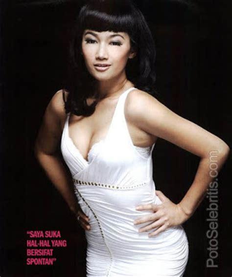 sexy picture ratu felisha in fhm cover magazine areasexi