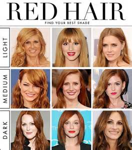 best shade of summer haircut 2015 how to find perfect red hair color