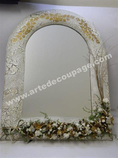 biedermeier fiori specchiera realizzata con tecnica biedermeier arte