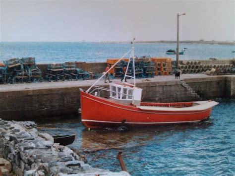boats for sale kerry wooden fishing boat for sale for sale in castlegregory