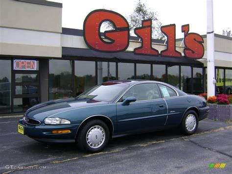 1996 majestic teal pearl buick riviera coupe 19488560 photo 9 gtcarlot car color galleries