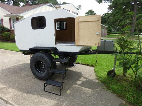 offroad travel trailers 31 beautiful off road teardrop caravan fakrub com