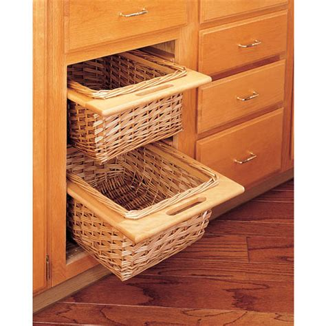 Kitchen Cabinet Baskets Cabinet Organizers Kitchen Cabinet Organizers By Hafele Rev A Shelf Knape Vogt Omega