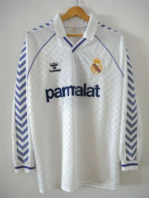 Jersey Retro Real Madrid Home 1985 227 best images about futbol football on