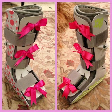 Decorate Your Cast by 16 Best Images About Walking Boots And Crutches On