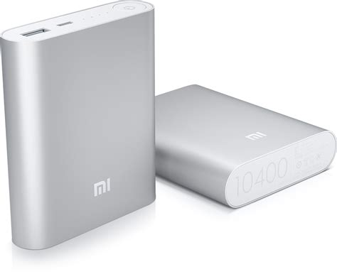 Power Bank mi power bank 10400mah mi global home