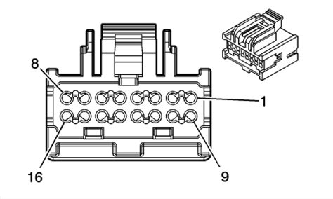 2007 gmc what is the wiring diagram front right front left