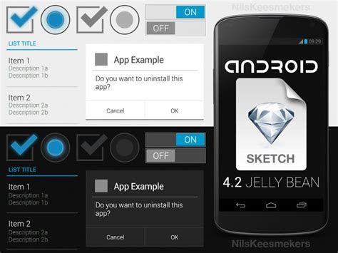 gui templates for android free android gui wireframe templates 2014