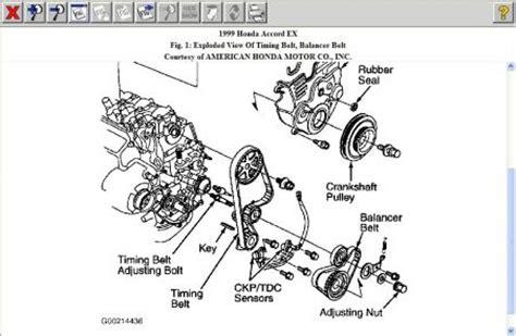 2003 honda accord 4 cylinder timing belt or chain 04 honda accord 4 cylinder timing belt