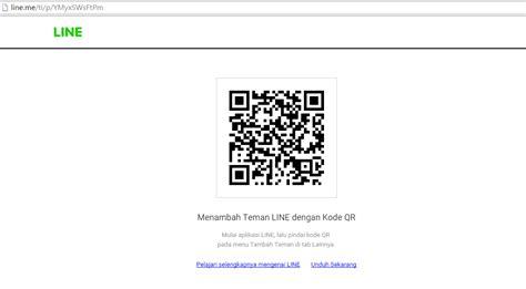 membuat link line cara membuat link url id di line android indonesia