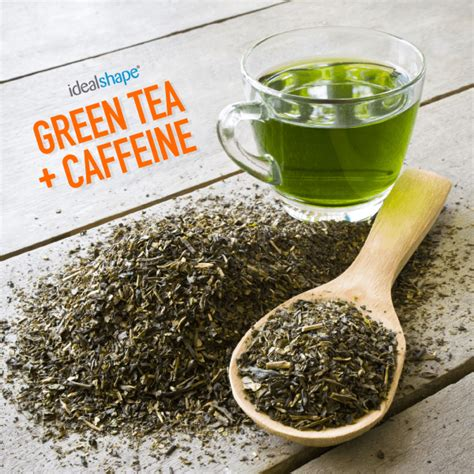 benefits of green tea and caffeine for weight loss