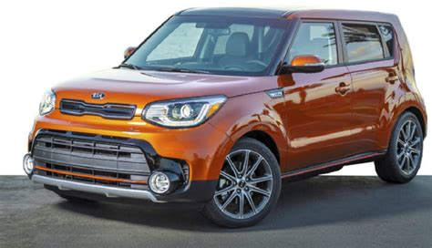 Kia Soul Exclaim 2017 Kia Soul Exclaim Powerful Versatile Funky