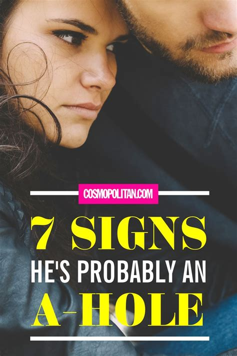 7 Signs He Might by 7 Signs He S Probably An A Relationship Flags