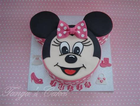 mini maus kuchen s cakes minnie mouse birthday cake