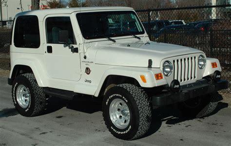 2002 Jeep Tj 2002 Jeep Wrangler Pictures Cargurus