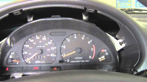 how cars run 1992 suzuki swift instrument cluster geo metro cluster swap 0 60s youtube