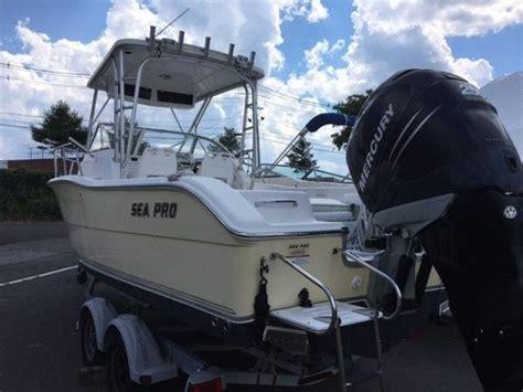 sea pro walkaround boats for sale sea pro walkaround boats for sale in massachusetts