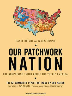 Our Patchwork Nation - our patchwork nation by dante chinni 183 overdrive rakuten