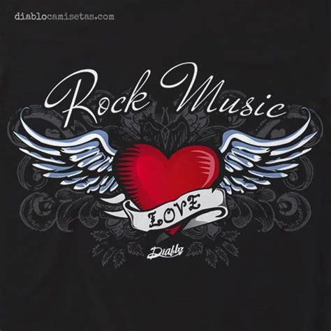Imagenes Corazon Rockero | camiseta con est 233 tica tattoo la camiseta muestra un