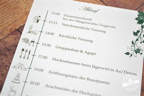 Hochzeitseinladung Tagesablauf by Hochzeitseinladungen Texte Textvorlagen Textbausteine
