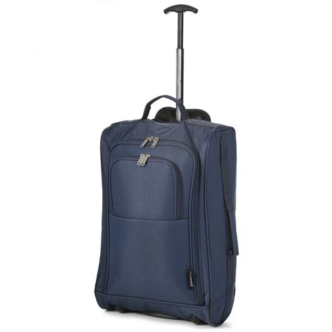 travel cabin bags 5 cities 21 2 wheel cabin size luggage trolley bag