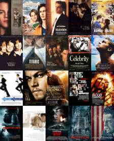 rank your favorite leonardo dicaprio movies movies