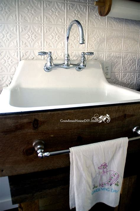 Diy Kitchen Sink How To Build Your Own Rustic Kitchen Sink Base Country Diy