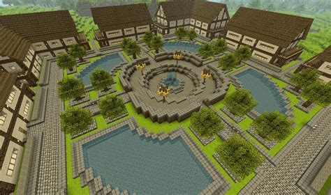 Search For By Town Minecraft Town Layouts Search Pictures Photos Minecraft Picture Photo