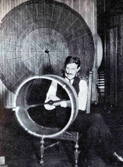 When And Where Was Nikola Tesla Born Pin By Poemhunter On Poet Birthdays