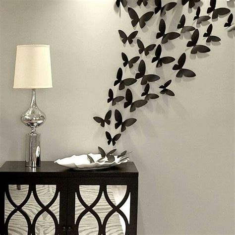 Butterfly Decor by Decorate Your Home With Butterfly Wall D 233 Cor Decozilla