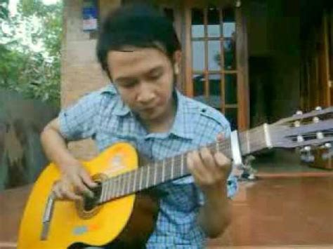 tutorial fingerstyle mudah nothing s gonna change my love for you george benson