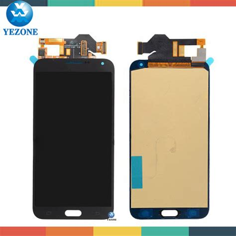 Lcd E7 factory price cell phone lcd for samsung galaxy e7 e7000 lcd display touch screen replacement