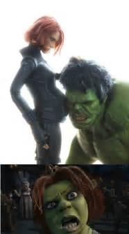Com if black widow and hulk had a baby if black widow and hulk had a