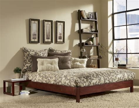Bed Frame Only No Headboard Beds Platform Beds Bed Frames And Headboards By Fashion Bed