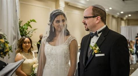 Tv Show Of Jewish Woman Who Marries A Black | jewish man muslim woman get married in canada amazing