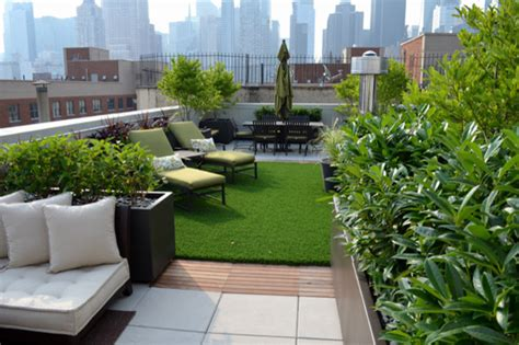 Nyc Garden Portfolio Contemporary Patio New York Garden Design Nyc