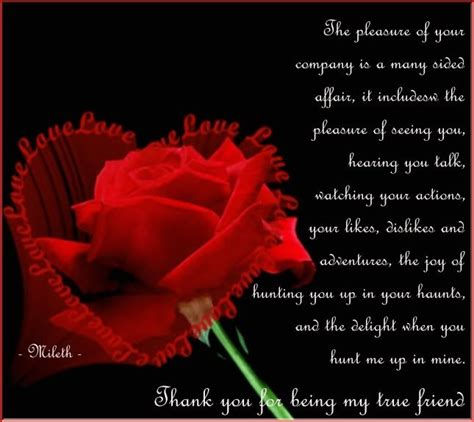thank you for being my friend images thank you for being my true friend pictures photos and