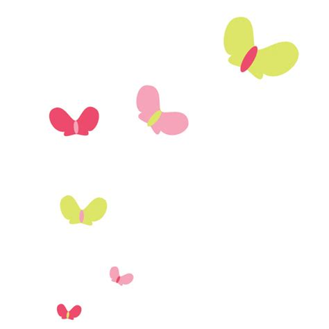 Wall Butterfly Stickers butterfly wall stickers 41 orchard nursery wall stickers