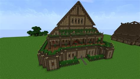 big minecraft house new medieval project big manor house minecraft blog