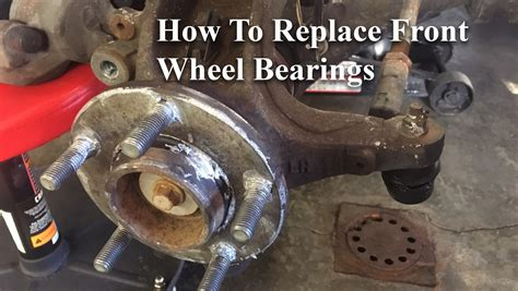 how to change front wheel bearing 2008 mazda cx 7 service manual how to replace front bearing in a 2004 land rover discovery how to change