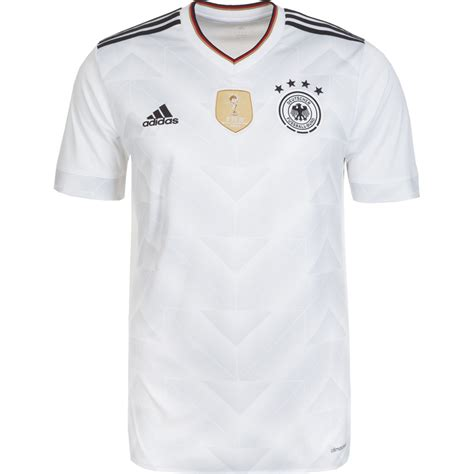 Jersey Germany Home adidas germany 2017 home jersey s white black soccer center