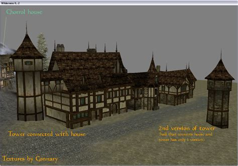 oblivion houses morrowindesque houses modders resource at oblivion nexus mods and community