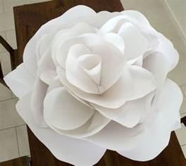 large paper flower templates grace designs paper flowers