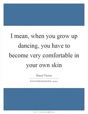 comfortable in my skin lyrics i grew up very much an athlete and very much a swimmer and