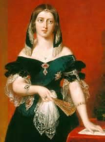 1840 queen victoria wearing rubies by john partridge