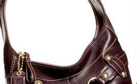 Coach Ergo Belted Leather Medium Purse by Belted Leather Hobo Handbag Fashion Trend News Fashion