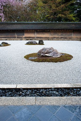 Japan S Most Famous Rock Garden Ryoan Ji Temple 竜安寺 Rock Garden Kyoto