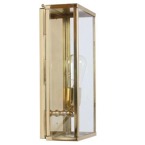 Glas Polieren Schweiz by Kassetten Wandleuchte Vitrine 1ln In Bronze Chrom Und